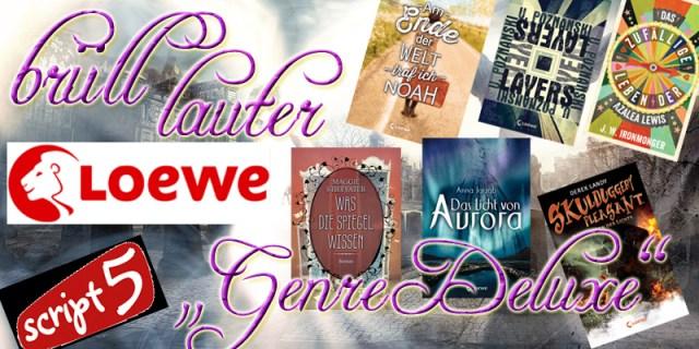 Brüll lauter Loewe Challenge Genre Deluxe