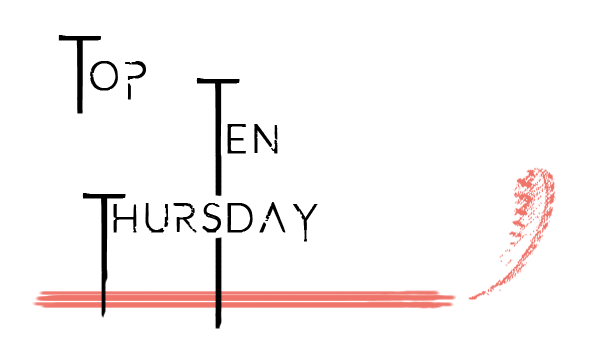 Top Ten Thursday neu