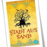 Stadt aus Sand