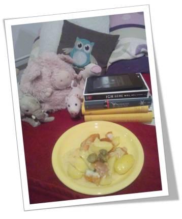 Leseabend Abendbrot