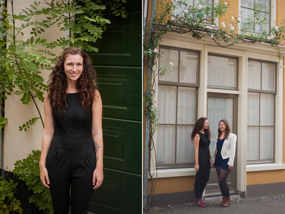 Foto | Jessica & Chayenne op de kiek