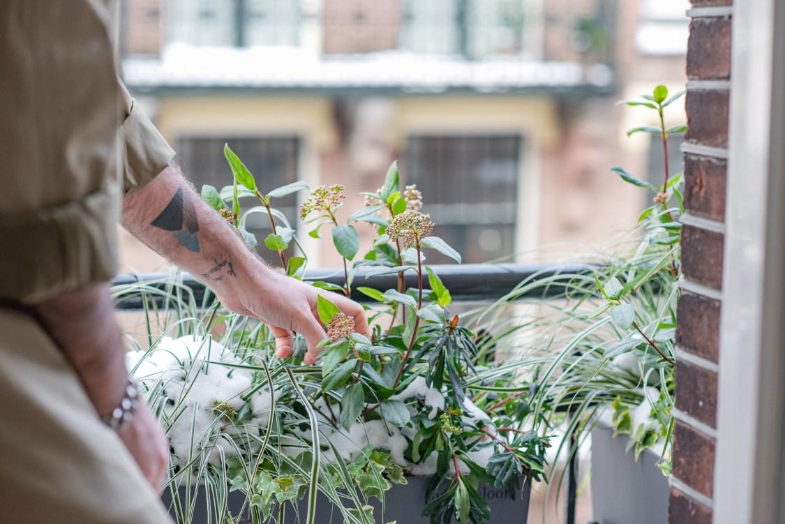Lifestyle fotografie - fotografie in huis - professioneel fotograaf Utrecht