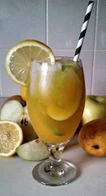 Mango Lemonade (Recipe Follows)