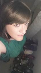 Anna Secret Poet New Green Dress 6