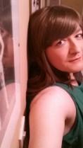 Anna Secret Poet Emerald Green Dress