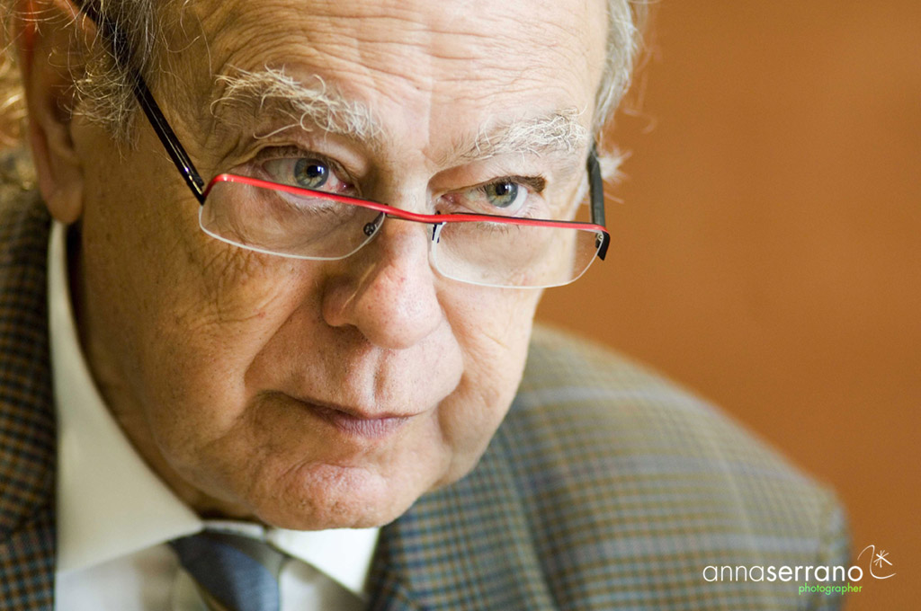 Jordi Pujol, ex President of the Catalan government