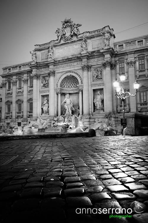 Italy, Latium, Rome, Fontana di Trevi