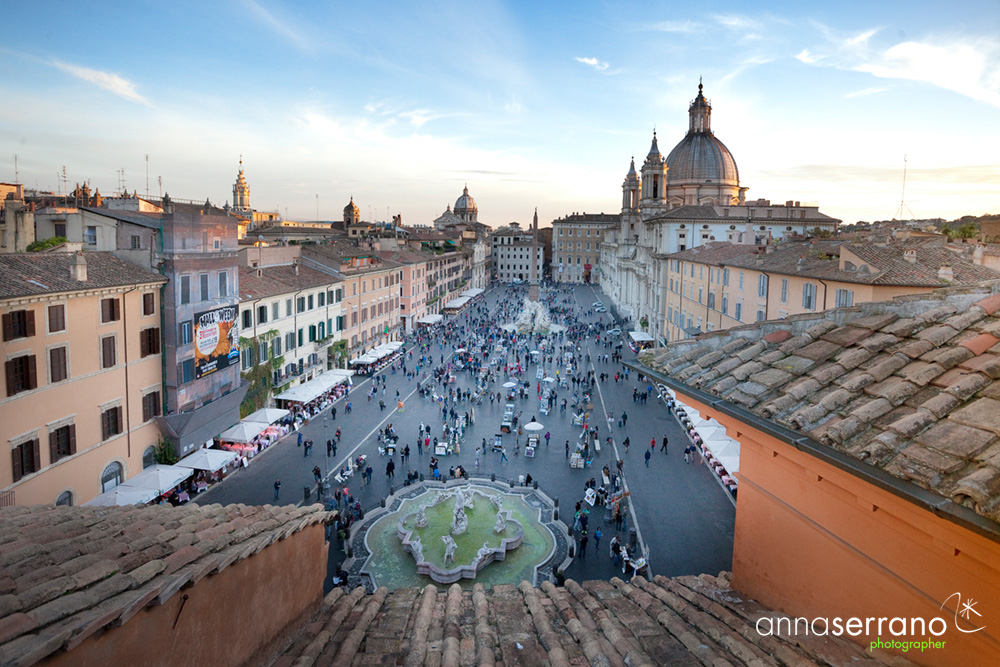 Italy, Latium, Rome, Piazza Navona