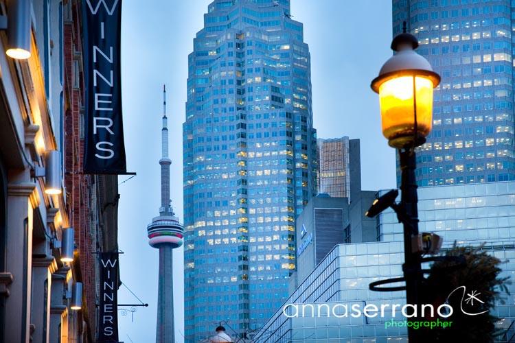 America, North America, Canada, Ontario, Toronto, CN Tower