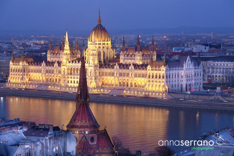 Hungary, Budapest, The Parliament