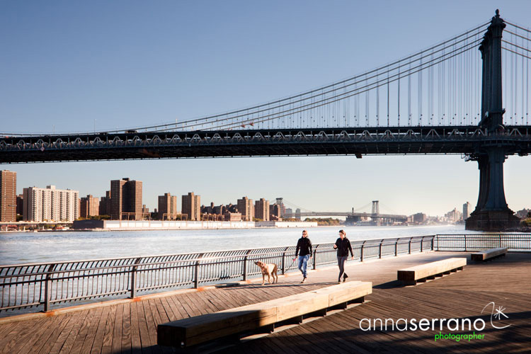 America, United States, New York, NY, New York City, Manhattan Bridge