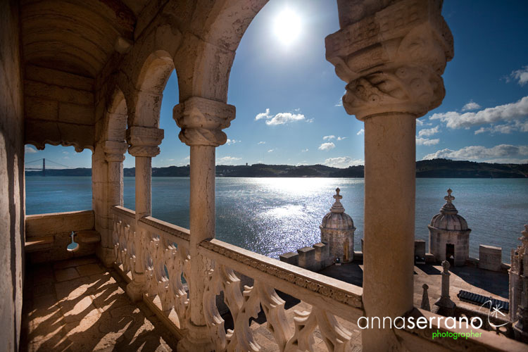 Portugal, Lisbon, Lisboa, Belem Tower, listed as World Heritage by the UNESCO