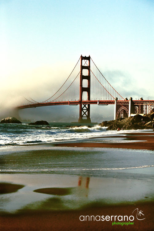 United States of America, California, San Francisco, Baker Beach