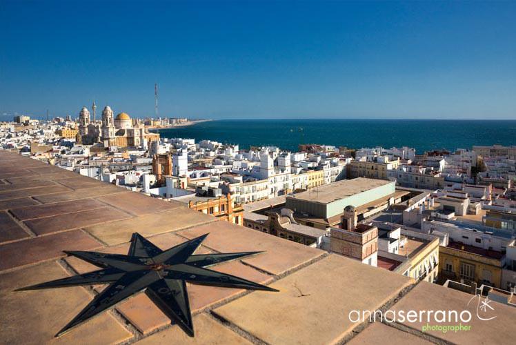 Spain, Andalusia, Cadiz, Torre Tavira
