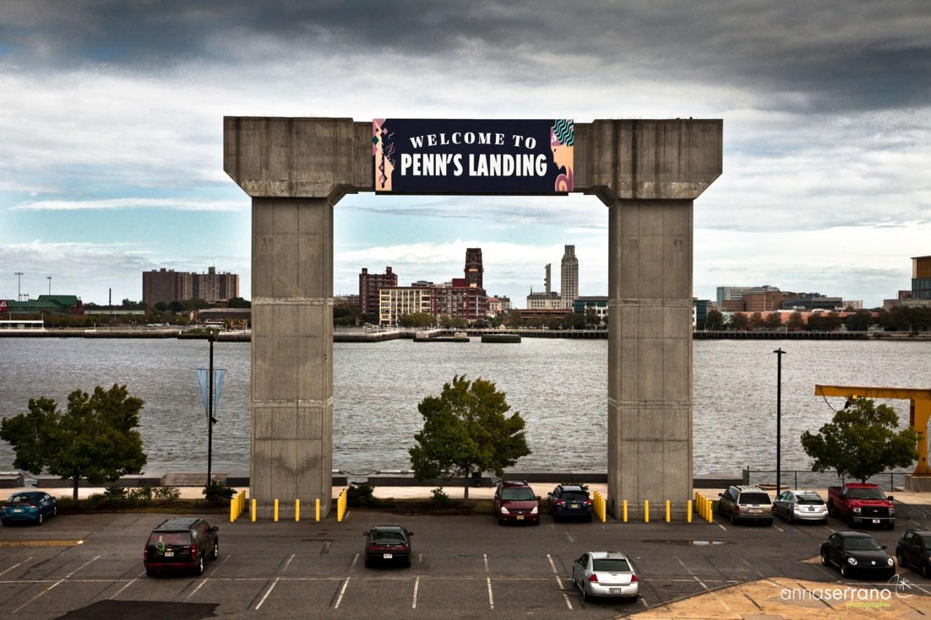 USA; Pennsylvania; Philadelphia, Penn's Landing