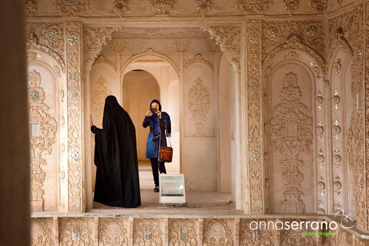 Iran, Isfahan Province, Kashan, Tabatabaei House