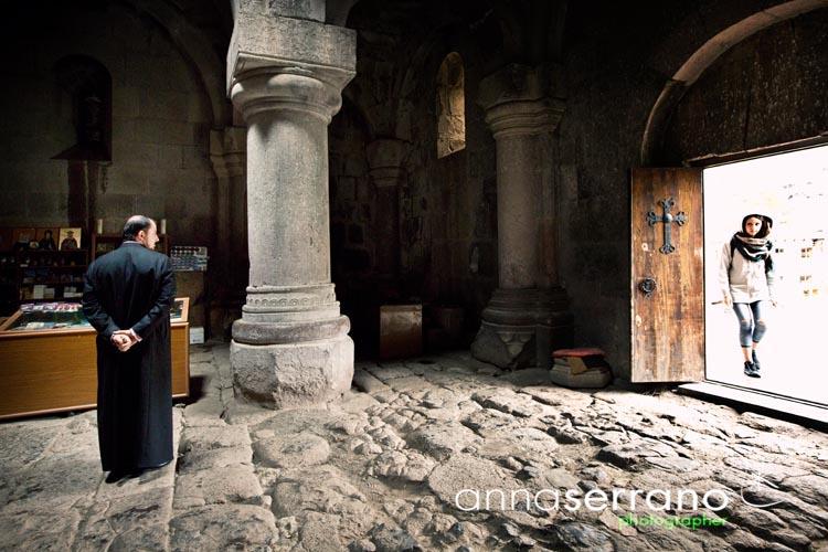 Armenia, Gashavank Monastery