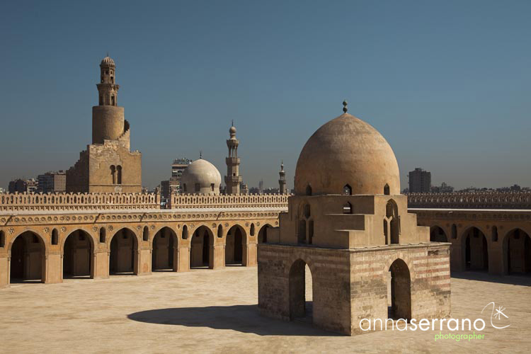 Africa, Middle East, Egypt, Cairo, al-Qahira, Ibn Tulun mosque