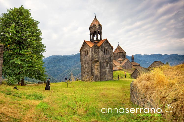 Armenia, Monstery of Haghpat listed as World Heritage by the UNESCO