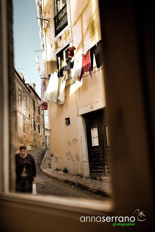 Portugal, Lisbon, Lisboa, Alfama neighbourghood