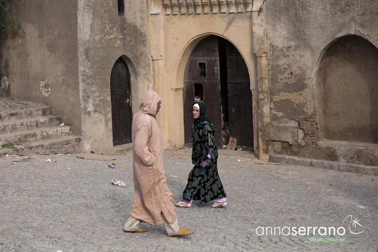 Africa, Morocco, Tanger, Kasbah
