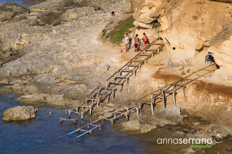 Cala en Baster - Formentera - Balearic islands - Spain - Mediterranean