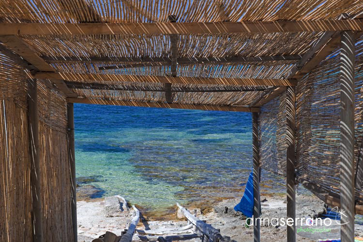 Els Pujols beach - Formentera - Balearic islands - Spain - Mediterranean