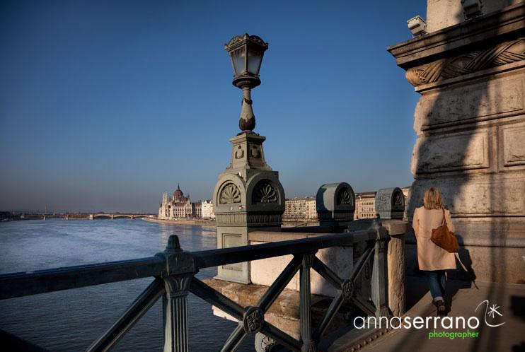 Hungary, Budapest, Chain's Bridge