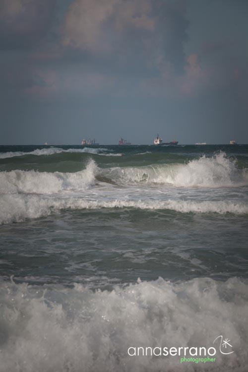 Turkey, Black Sea, Kara Deniz, Kilyos Beach