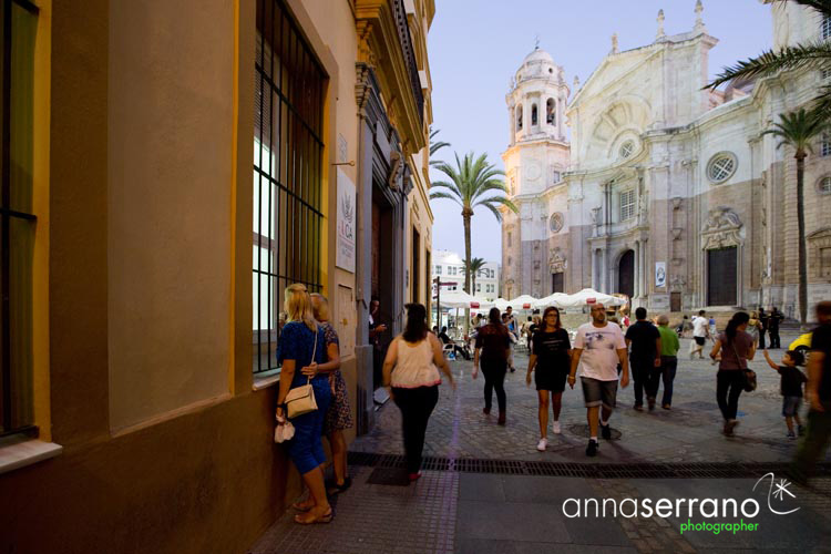 Spain, Andalusia, Cadiz, Cathedral
