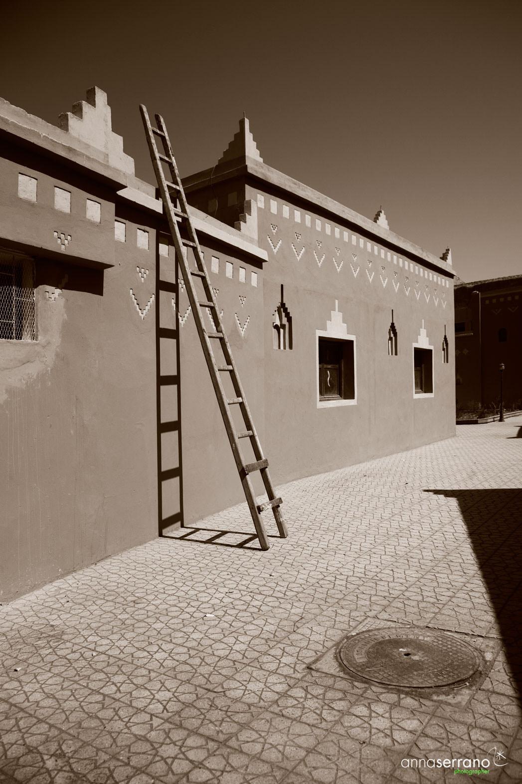 Africa, Magreb, Morocco, Southern Morocco, Zagora, Medersa, Coranic School