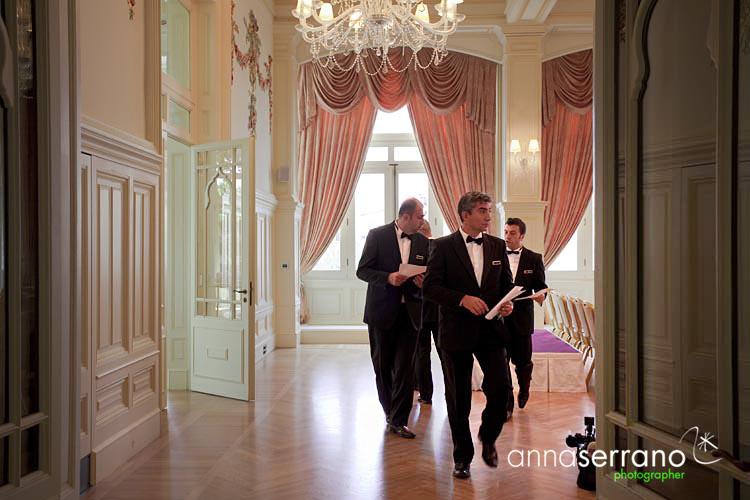 Turkey; Marmara Region; Istanbul; Pera Palace Hotel