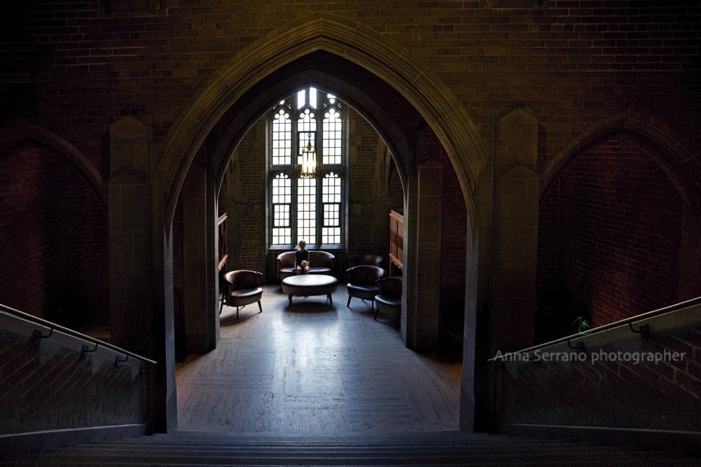 Toronto, University of Toronto, Hart House Library