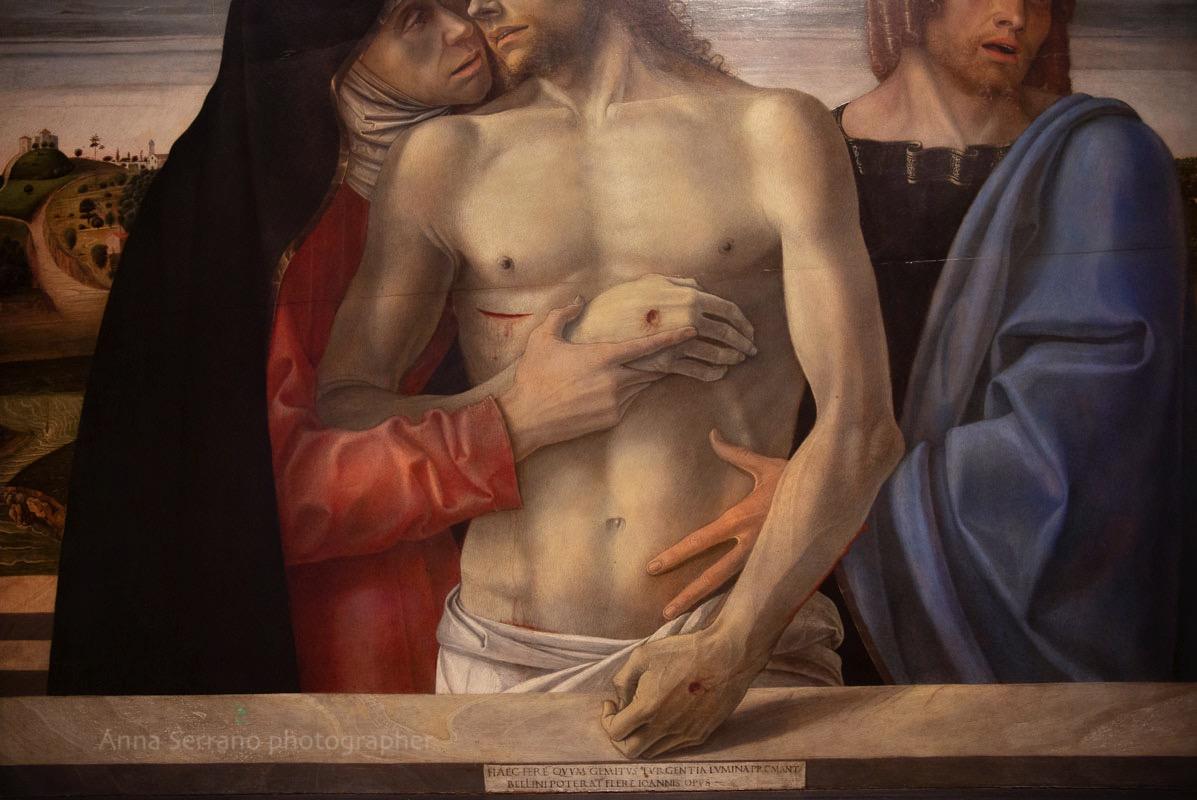 Pinacoteca di Brera, Giovanni Belli, La Pietà