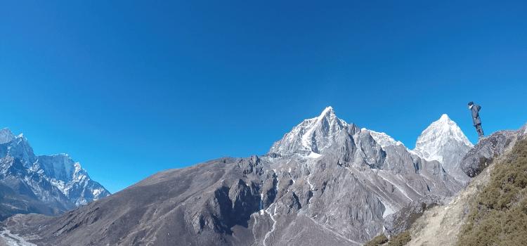 Kala Patthar 5643 m with Bonus Video