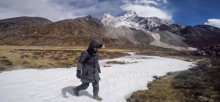 Mount Everest Base Camp – Day 3-4-5-6 and Mount Ama Dablam 4600m