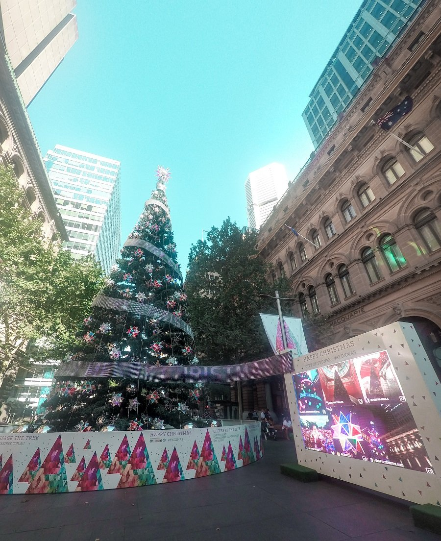 Sydney Christmas For Budget Travelers