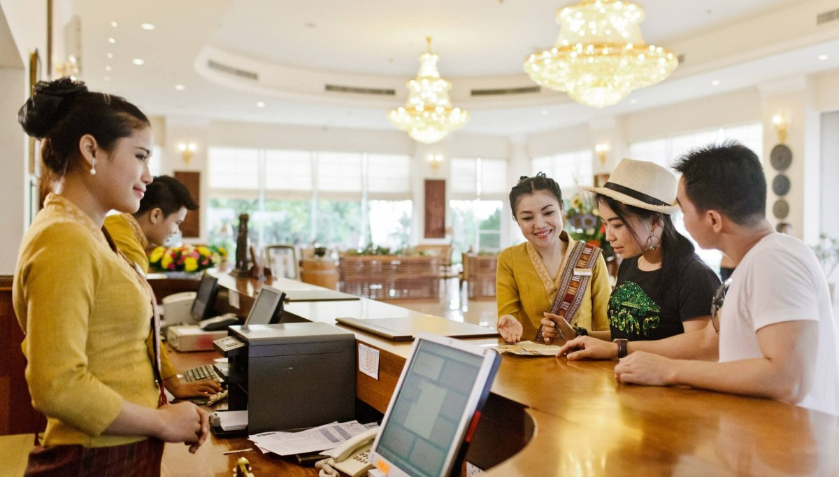 Hotels in Pakse, Laos