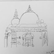 Nepal-sketches-anna-sircova - 2
