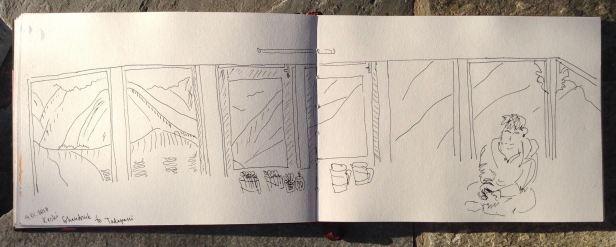 Nepal-sketches-anna-sircova - 26