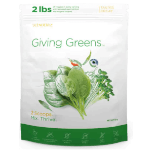 Slenderiiz Giving Greens Ariix