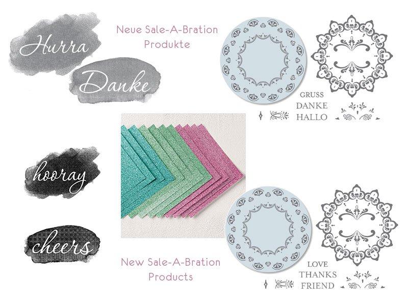 new SAB products