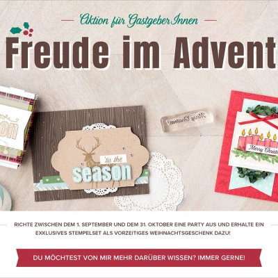 Aktion – Freude im Advent