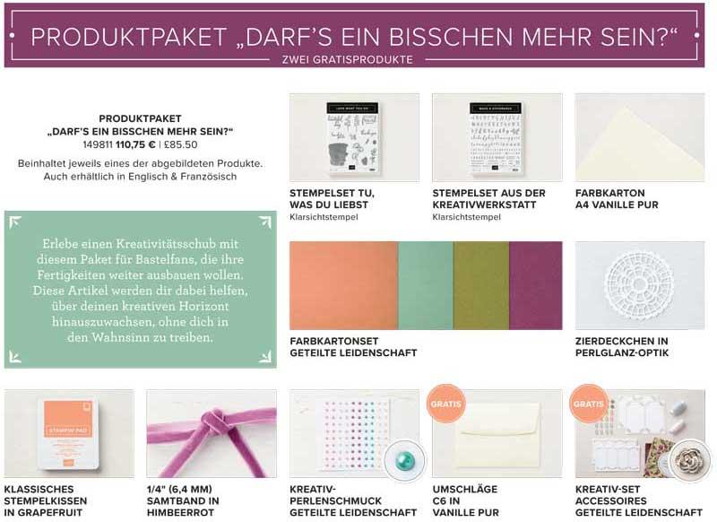 Aktionen und Angebote - anna\'s paperbox