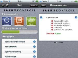 Mobil-appen Hemuppgiften