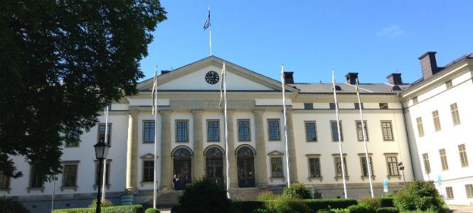 Landstingshuset, Stockholms läns landsting, SLL