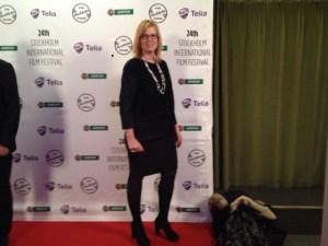 Igår gick jag på filmpremiär när Stockholms filmfestival slog upp portarna.