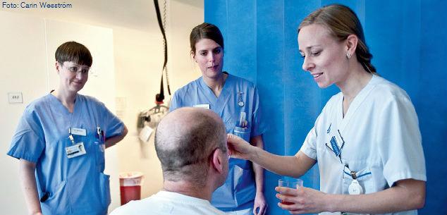 Bra praktik viktigt för framtidens sjuksköterskor