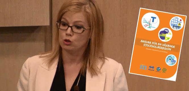 Anna Starbrink (FP) i budgetdebatten 150617