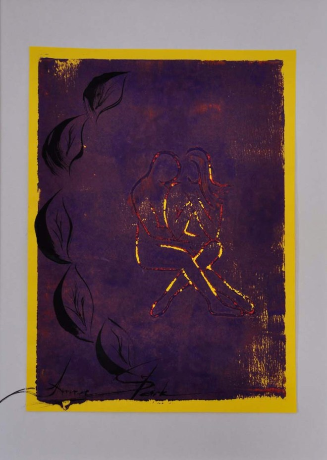 Anna Stark Kunst 701 - sold / verkauft
